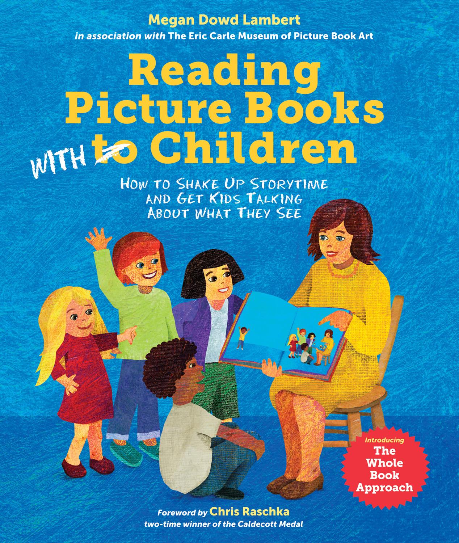 reading picture books with children megan dowd lambert