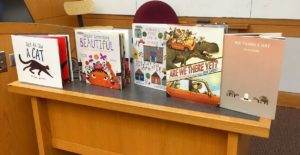 Boston class caldecott picks